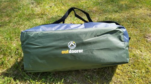 Outdoorer Zelt Festival Explorer