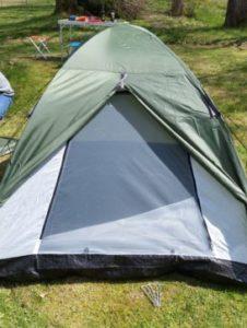 Outdoorer Zelt