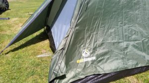 Outdoorer Zelt Festival Camp