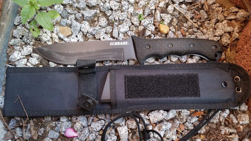 Schrade Outdoormesser Extrem Survival