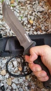 Schrade Outdoormesser Extrem Survival
