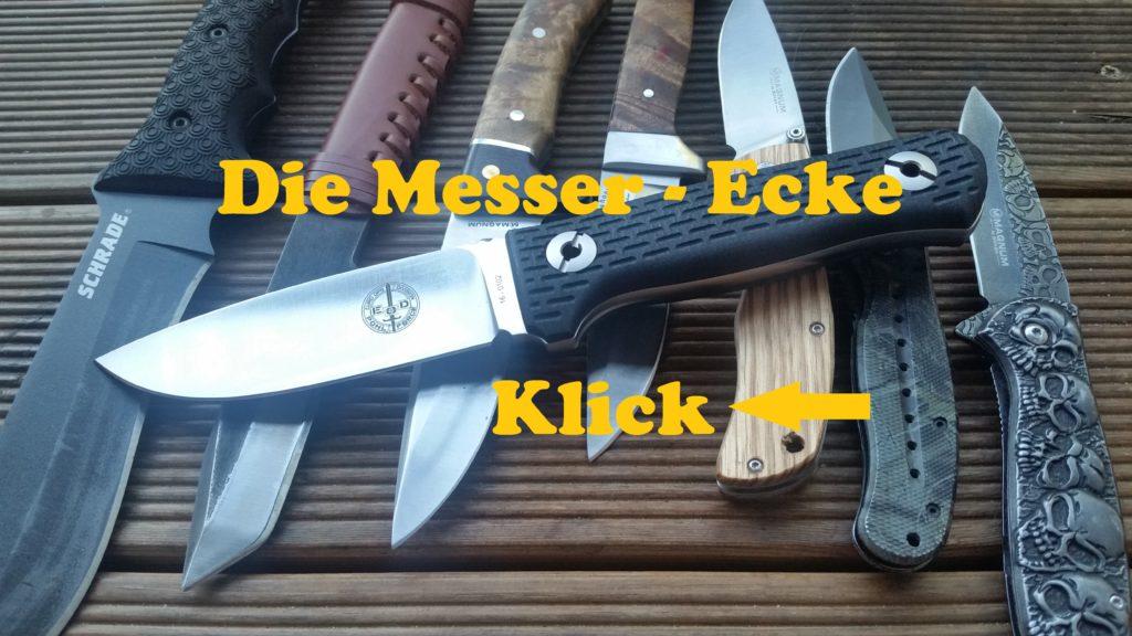 Outdoormesser Testsieger