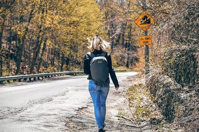 Wanderrucksack für Damen