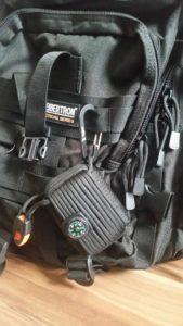 Paracord Survival-Pod