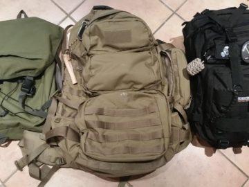 Der richtige Rucksack