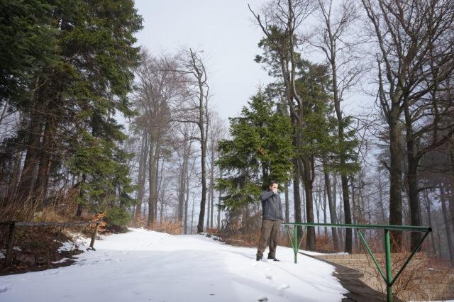 Wandern in Thüringen - Der Rennsteig im März