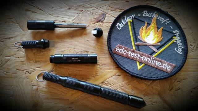 Magnesium Feuerstarter - Tipps, Tricks und Erfahrungen