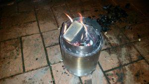 Solo Stove Campfire - Terrassenofen