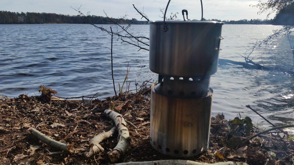 Solo Stove Campfire - meine Empfehlung