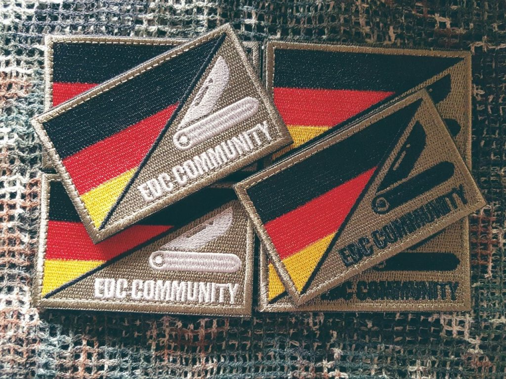 Patch EDC Community Germany