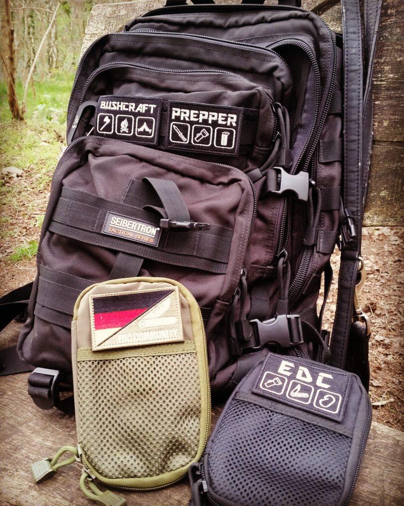 Patches und Aufnäher - Für deinen Rucksack
