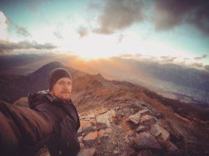 Fritz Meinecke - Meine Alpenüberquerung