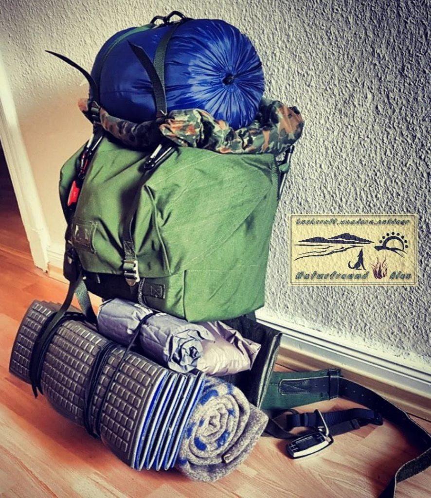 Naturfreund Alex - Meine Ausrüstung für unterwegs