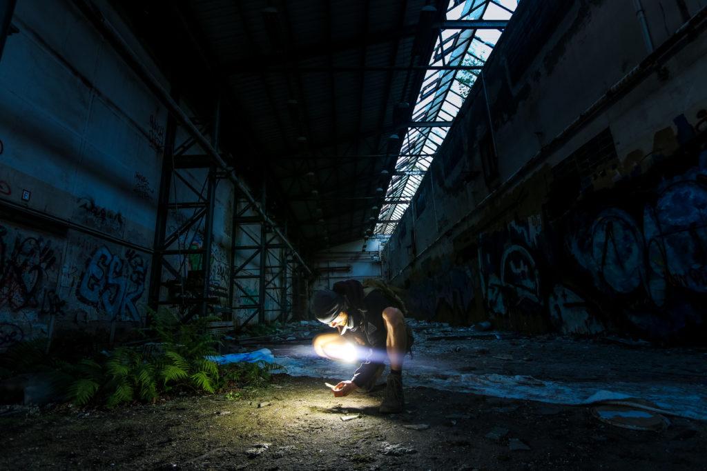Fritz Meinecke - Lost Place Aufnahme