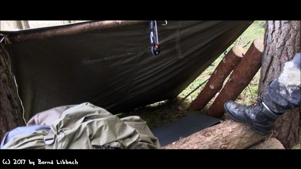 Wandern und Outdoor - Mein Schlafplatz