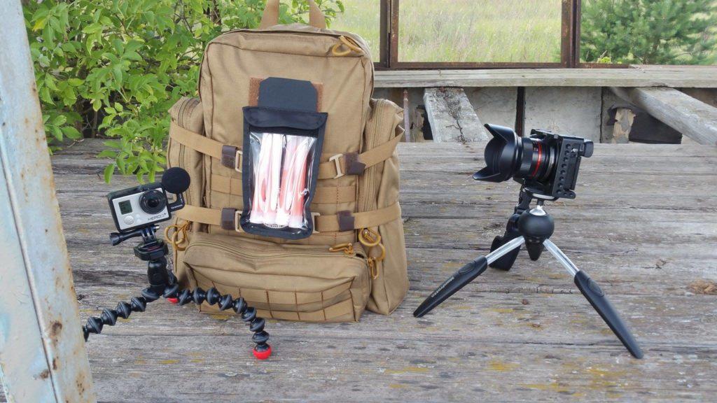 Interview mit YouTuber FlecktarnRabe - meine Kamera Ausrüstung