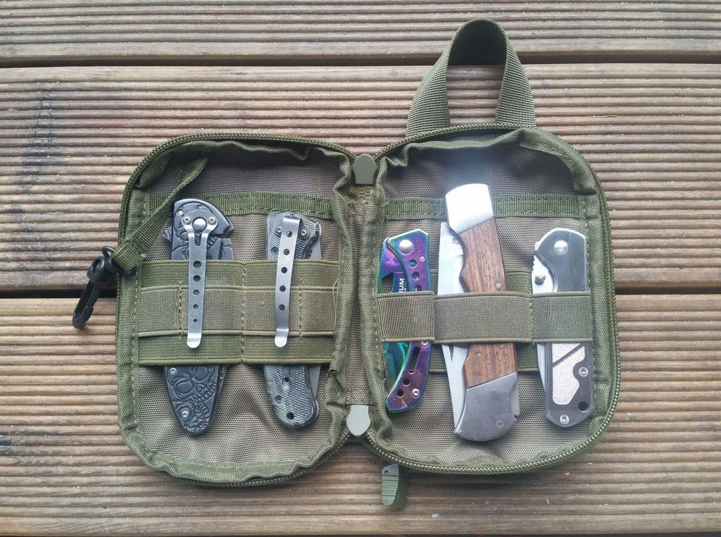 EDC Klappmesser - everyday carry