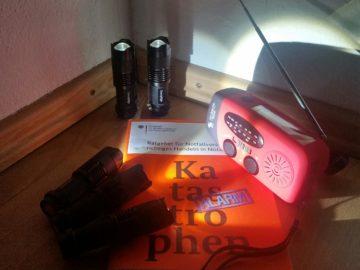 Zenoplige LED Taschenlampe - Im Test