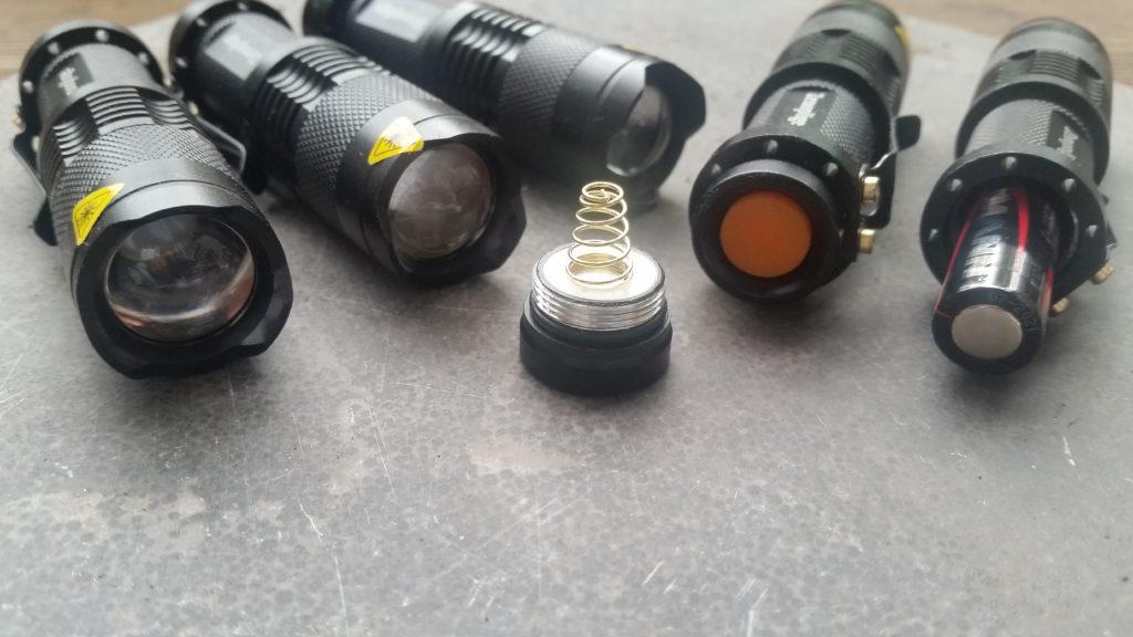 Zenoplige LED Taschenlampe - Empfehlung für den Notfall