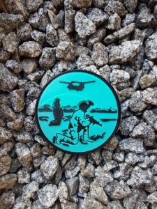 Rubber Patches - Army, Paintball and Airsoft