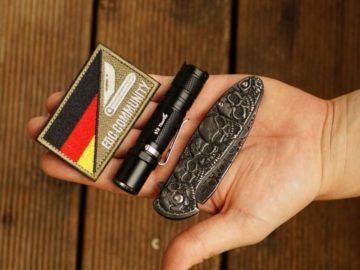 ThorFire TG06S review - EDC Gear, Flashlight and Knife
