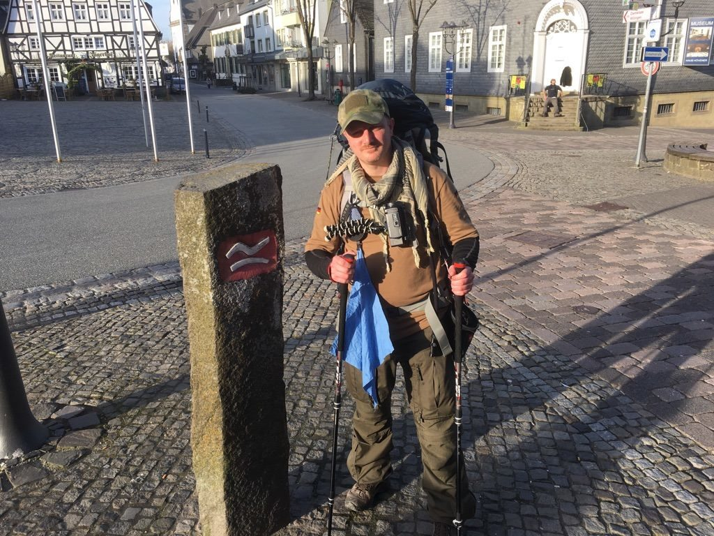 Der Jens unterwegs im Interview - wandern und outdoor