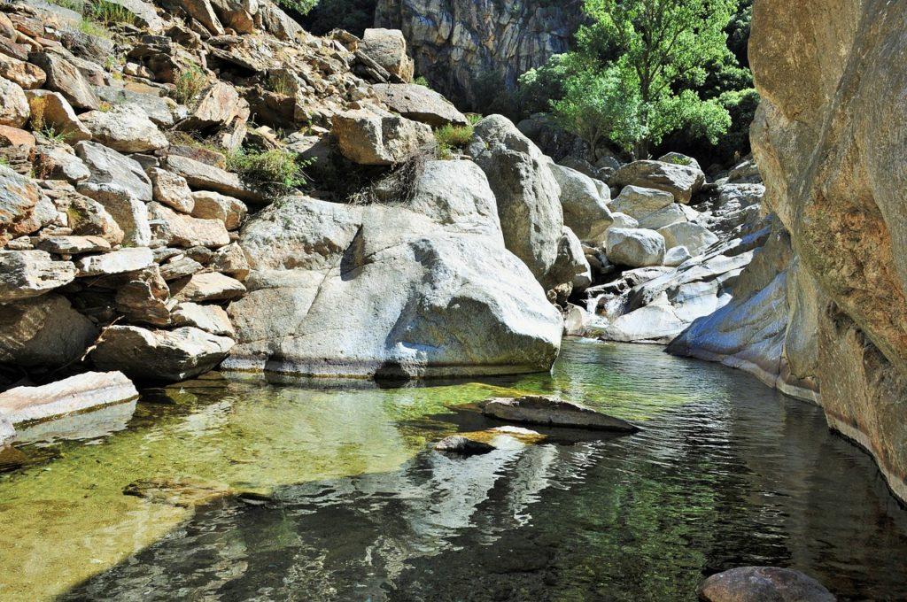 Canyoning auf Gran Canaria