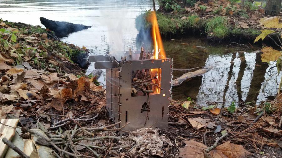 Outdoor-Kocher Bushbox XL - im Test