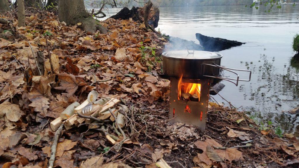 Vorstellung Outdoor-Kocher Bushbox XL - für jede Tour