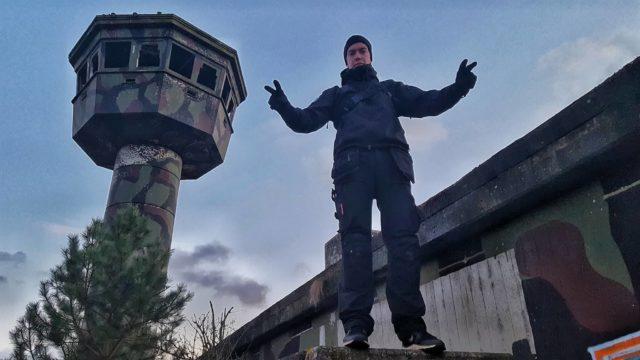 Andre Outdoor im Interview - Hoher Besuch aus Hamburg