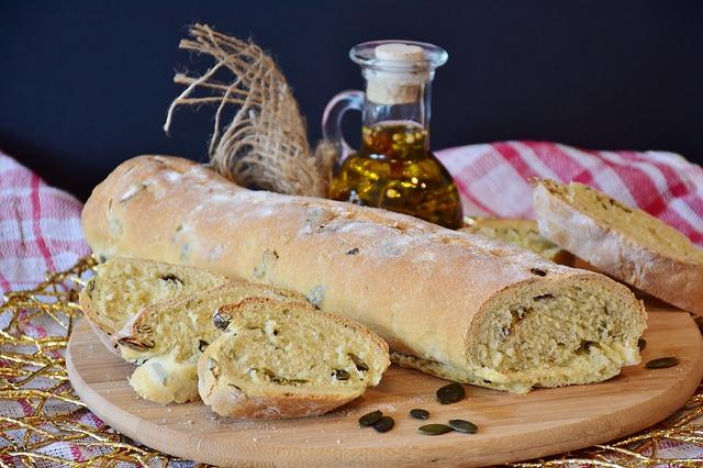 Brot selber backen - Das Kräuterbrot