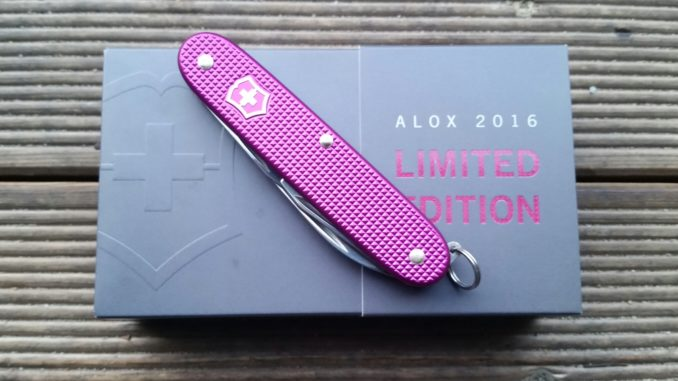 Alox Limited Edition 2016