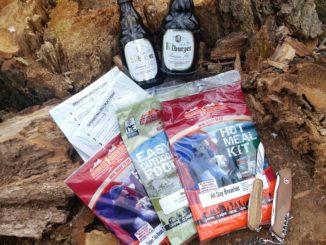 Outdoor Küche - Outdoor- und Notfallnahrung