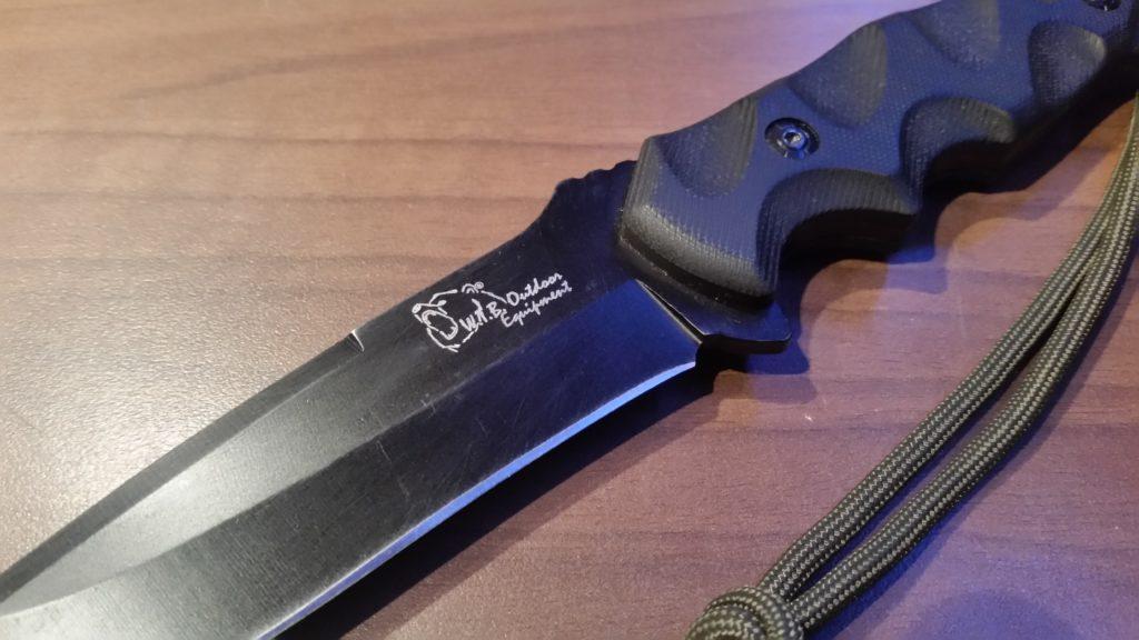 WTB Outdoor Falcon - Das Bushcraft Messer im Test