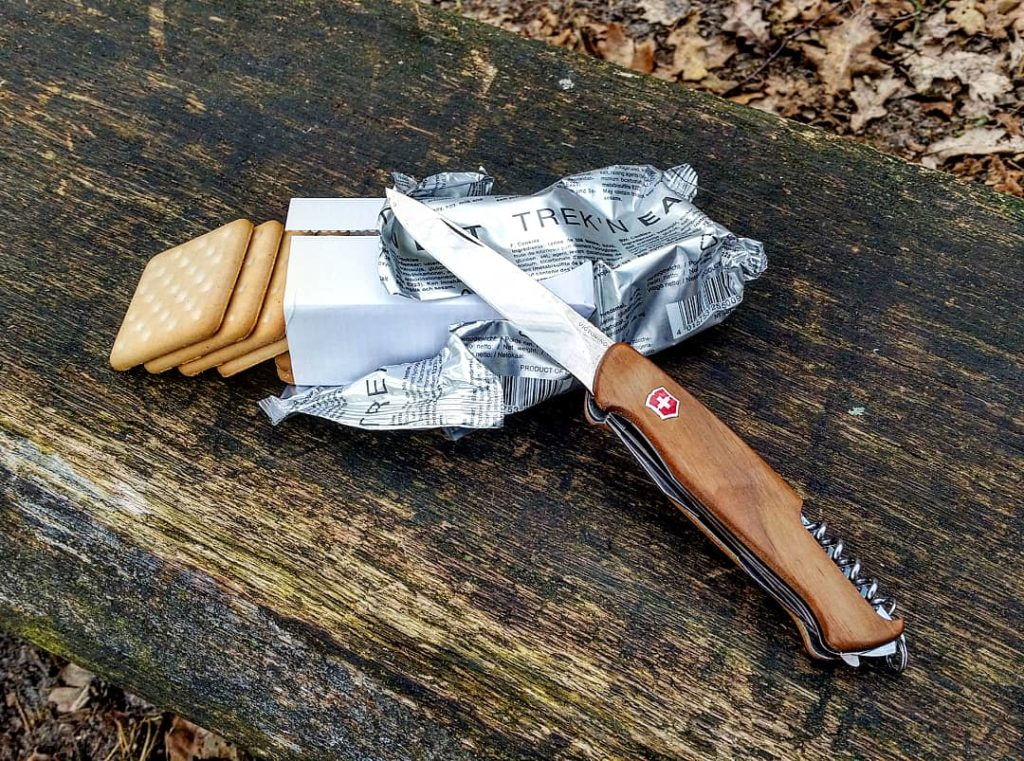 Victorinox Rangerwood 55 - Bushcraft und Outdoor