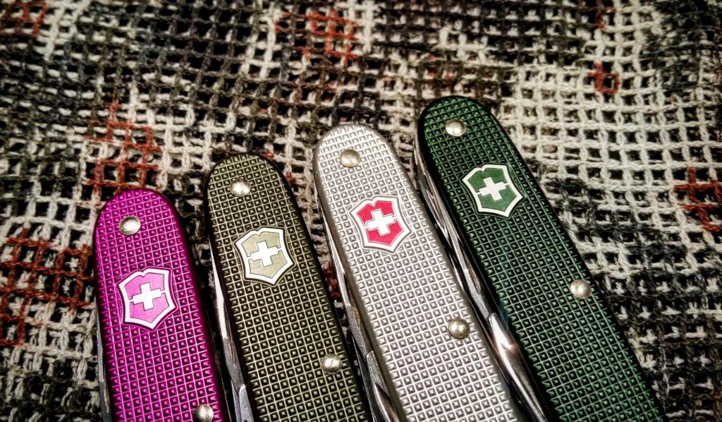 Victorinox Alox - Schweizer Taschenmesser