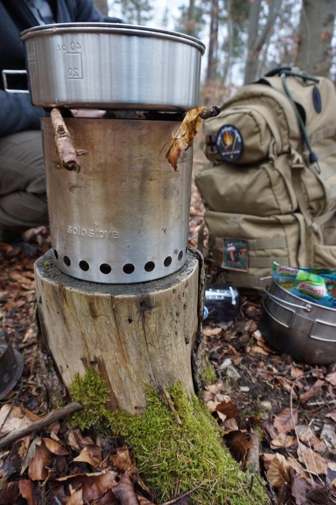 Outdoor Küche Solo Stove Campfire