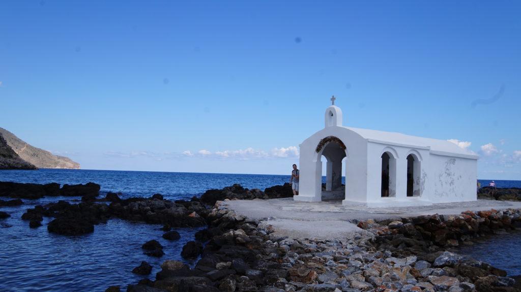 Kapelle Agios Nikolaos auf Kreta