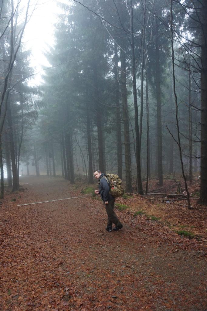Wandern im Thüringer Wald - Outdoor und Bushcraft