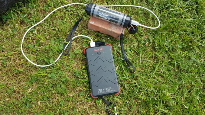 OUTXE IP68 Camping Laterne