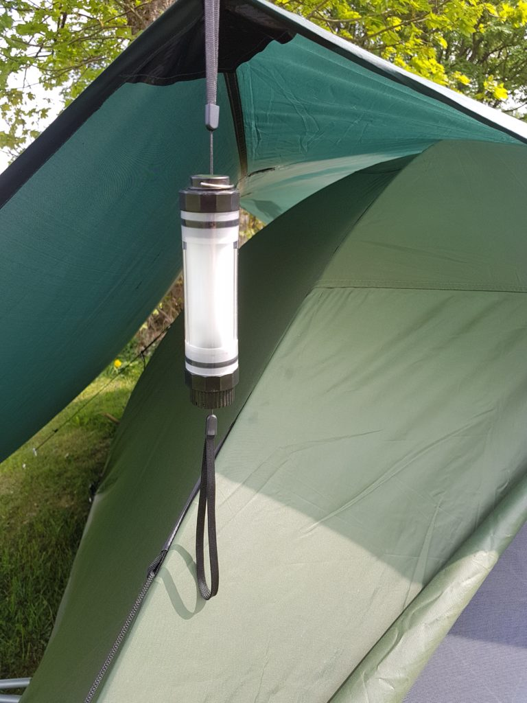 OUTXE IP68 Camping Laterne - Zeltlampe