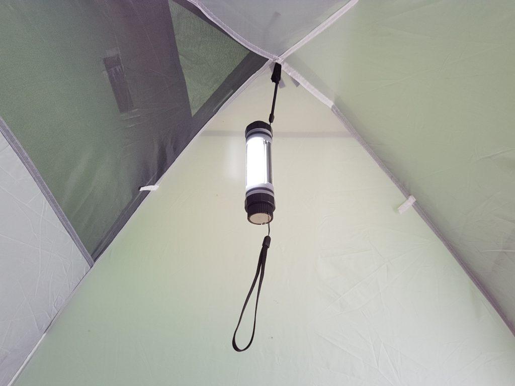 OUTXE IP68 Camping Laterne - Deckenlampe für das Zelt