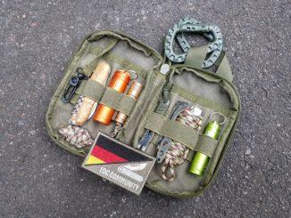 Everyday carry - EDC Ausrüstung