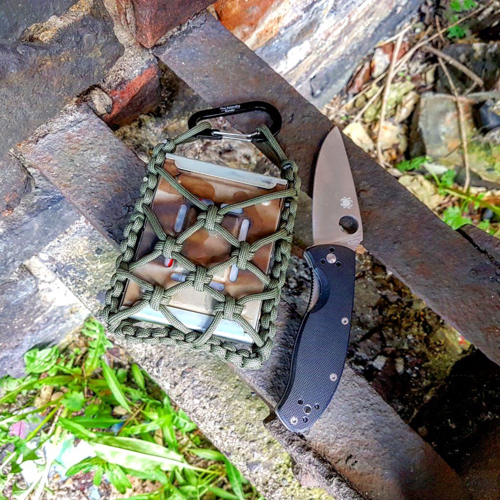 Meine Everyday carry Checkliste - Messer und Notfallset