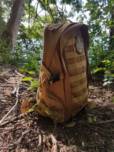 Günstiger Tagesrucksack von GearBest - Everyday carry