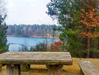 Wandern: Unterwegs zum Felixsee bei Spremberg