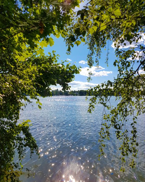 Die 4-Seen-Runde bei Schmöckwitz - Wandern in Berlin