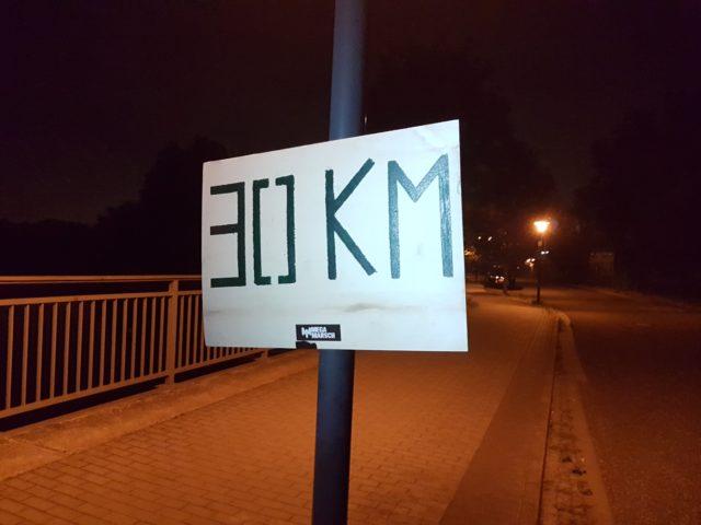 Wandern in Berlin - Megamarsch