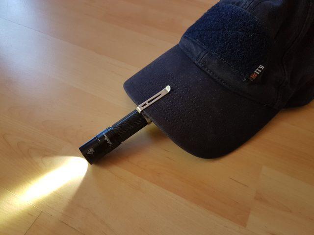 Sofirn Taschenlampe Erfahrung