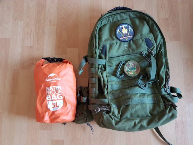 NatureHike 5L wasserdichter Packsack